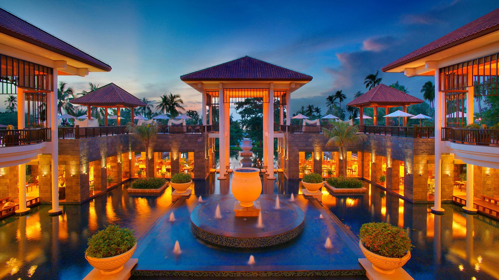 【海南三亚】三亚悦榕庄酒店 东方夏威夷静候尊驾