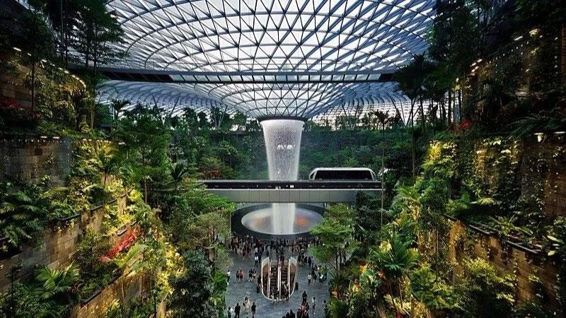 新加坡进入双机场时代!实里达机场首航体验