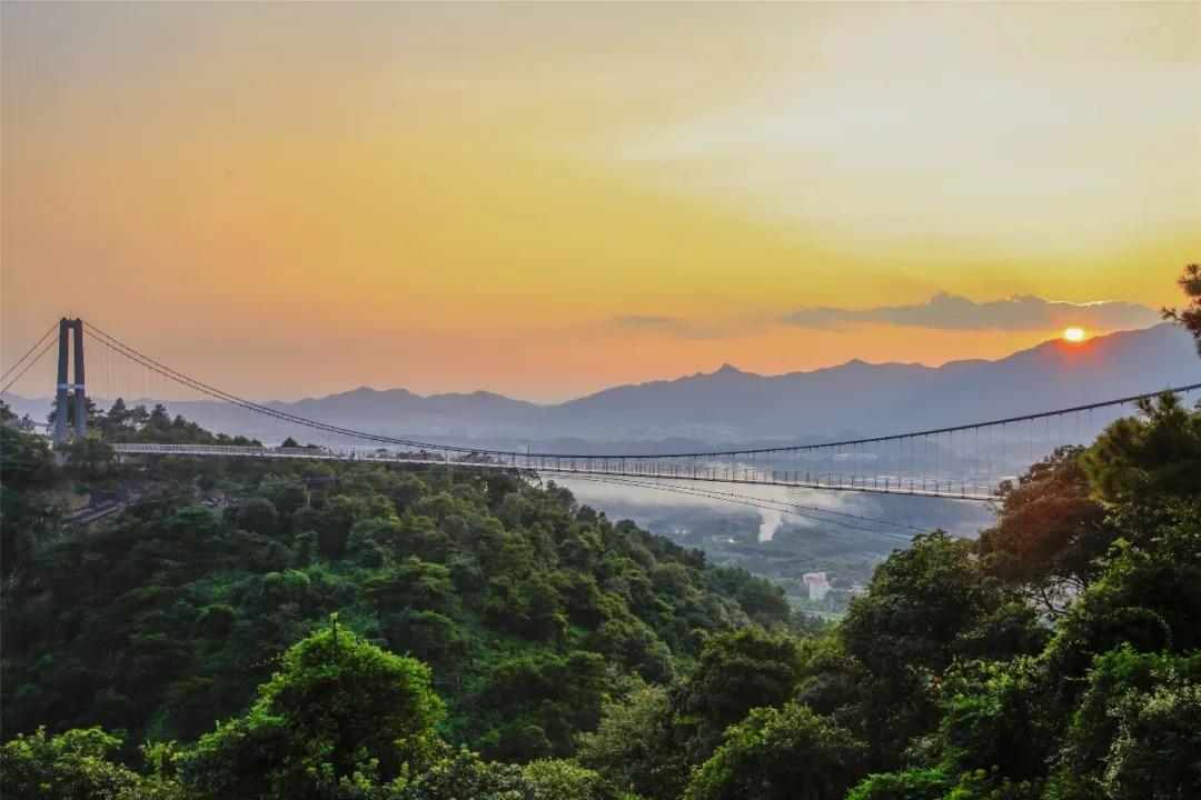 【佛山】南海南丹山森林王国新玩法 美景+游乐园双重畅享